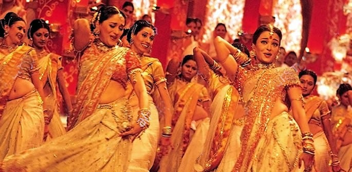 The amazing dancing queens of Bollywood f