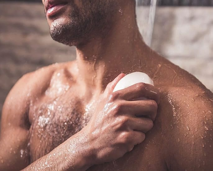 Grooming Tips for the 21st Century British Asian Man - shower
