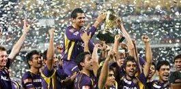 KKR win IPL 2012