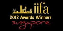 Winners of IIFA 2012 Awards