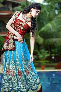 Asian Bridal Fashion