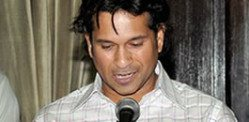 Sachin Tendulkar now an Indian MP