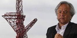 Anish Kapoor's Olympic sculpture