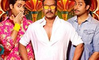 Bol Bachchan a smash for Abhishek