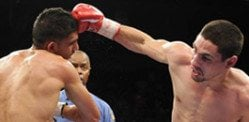 Amir Khan loses title to Garcia