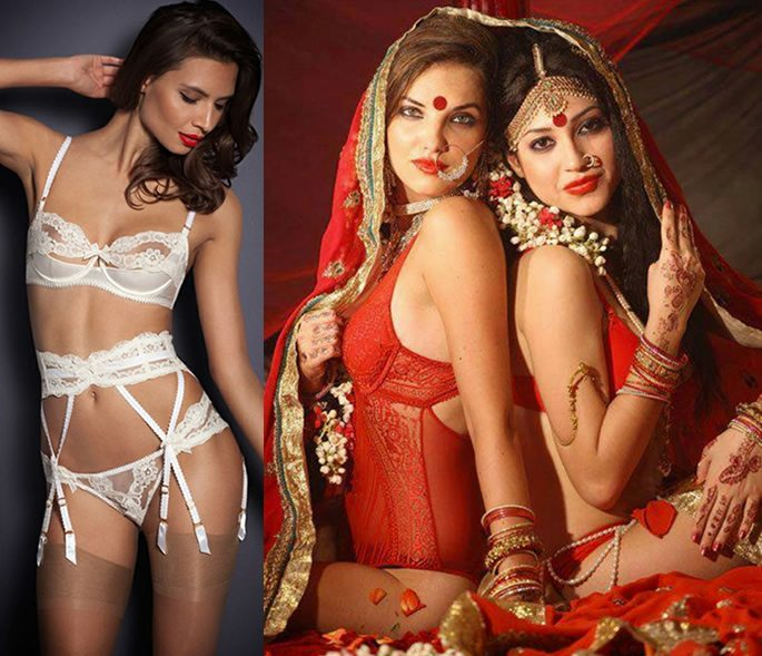 Bridal Lingerie for the Asian Woman