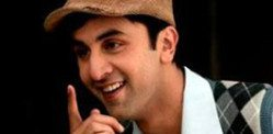 Ranbir Kapoor as fun and dumb Barfi!