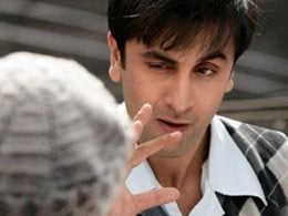 Ranbir Kapoor as fun and dumb Barfi