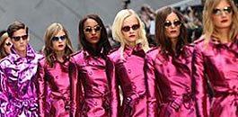 London Fashion Week September 2012