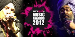 BritAsia 2012 Music Awards Winners