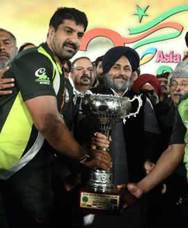 Asia Kabaddi Cup