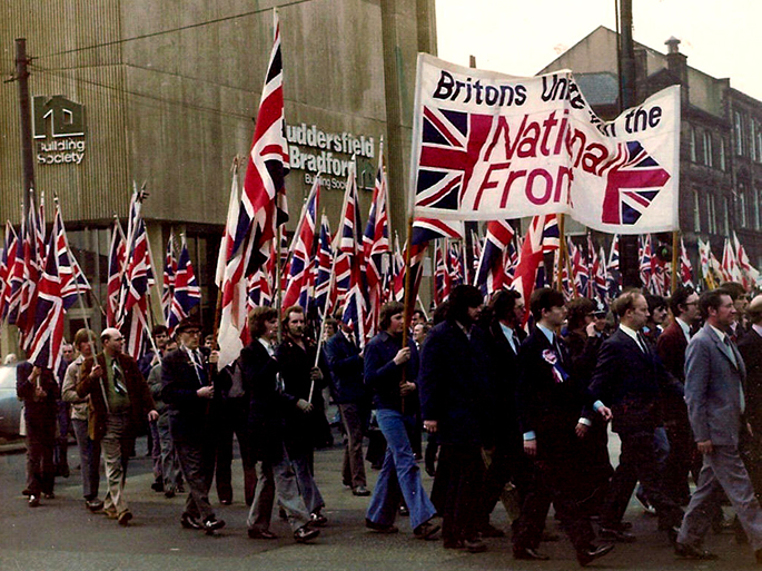 Patriotic National Front - UK