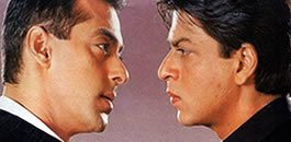 No Love between Shahrukh and Salman