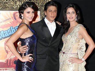 No Love Between Shahrukh and Salman