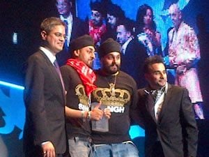 2012 UK Asian Music Awards Winners