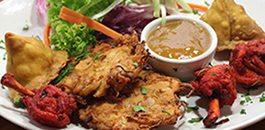 Desi Influences on Festive Food