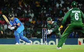 India beat Pakistan to draw T20 series