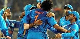 India win Pakistan in T20