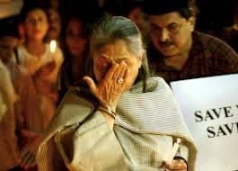 Jaya Bachchan weeps talking about India's Daughter