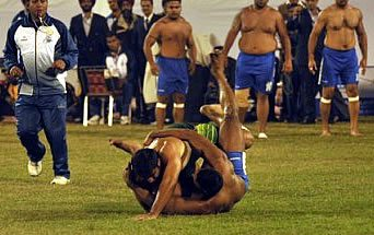 Kabaddi World Cup 2012