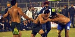 India wins 2012 Men's Kabaddi World Cup