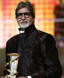 Amitabh Bachchan @ Marakkech Film Festival