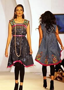 What's New in Pakistani Fashion 2013