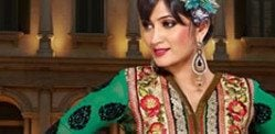 New Looks for the Salwar Kameez