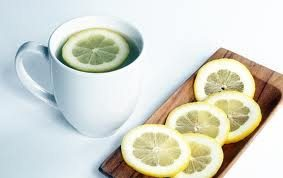 Warm water is good for detox