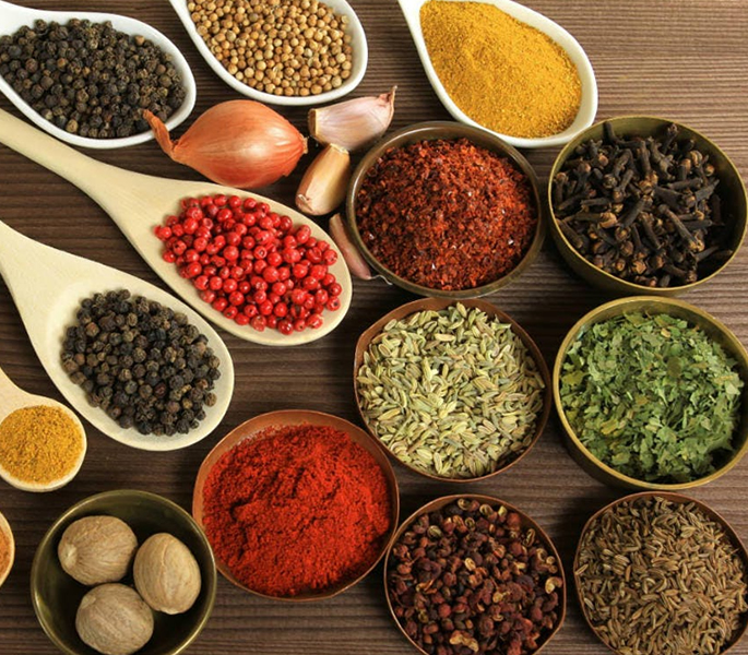Spices to Detoxify your Body