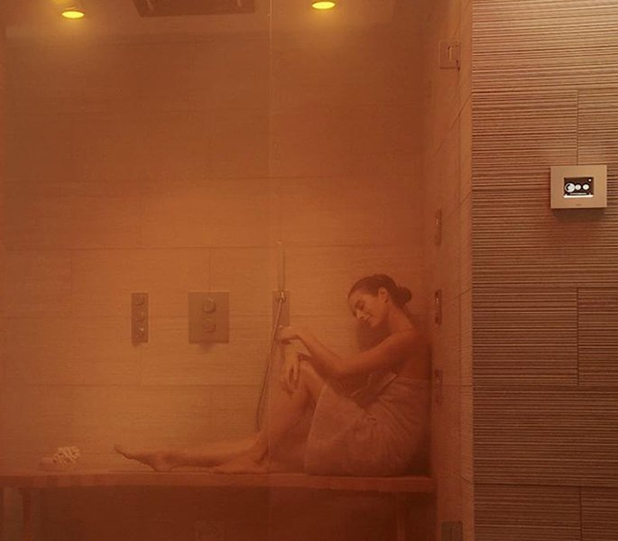 Steam room to Detoxify your Body