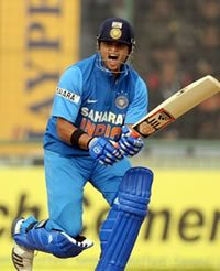 India win ODI Series against England