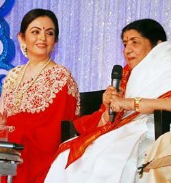 Lata Mangeshkar launches her own Music Label