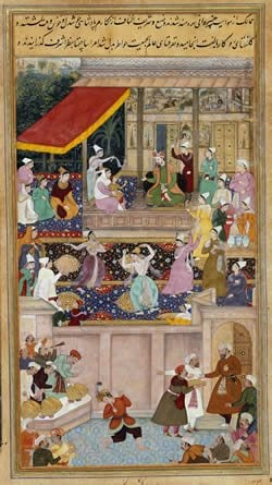 Mughal India exhibition