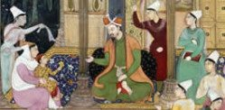 British Library Exhibition for Mughal India
