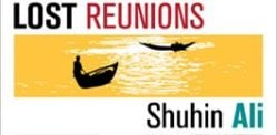 Shuhin Ali makes Writing debut with Lost Reunions