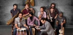 Sunny Jain and his Red Baraat Band