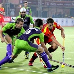 Ranchi Rhinos win Hockey India League final