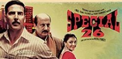 Akshay's brilliant act in Special 26