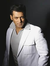 Salman Khan is 2nd