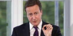 Cameron announces changes to Immigration