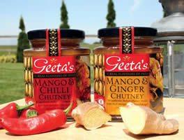Geeta's Chutney
