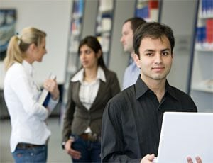 Most Indian students are very happy in the UK