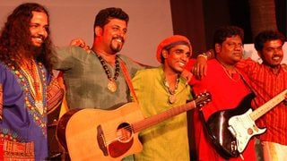 Raghu Dixit - the band