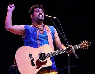 Raghu Dixit - a Sensational Singer