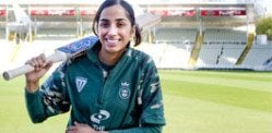 Cricket is the Sport for Salma Bi