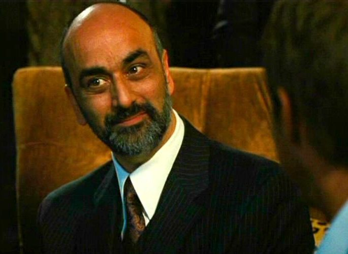 Art Malik - British Asian Actors