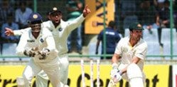 India win the Test series against Australia