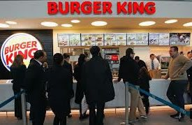 Burger King scandal