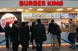 Burger King scandal
